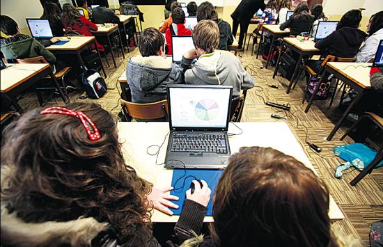 Recursos escolares têm uma contribuição pouco importante NELSON GARRIDO