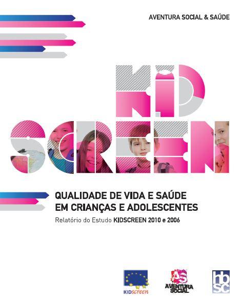 Circuito Saude E Vida : Kidscreen qualidade de vida e saúde em crianças