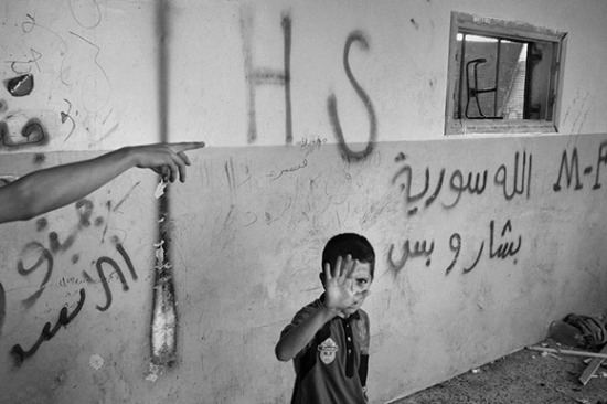 Photograph by Moises Saman Magnum