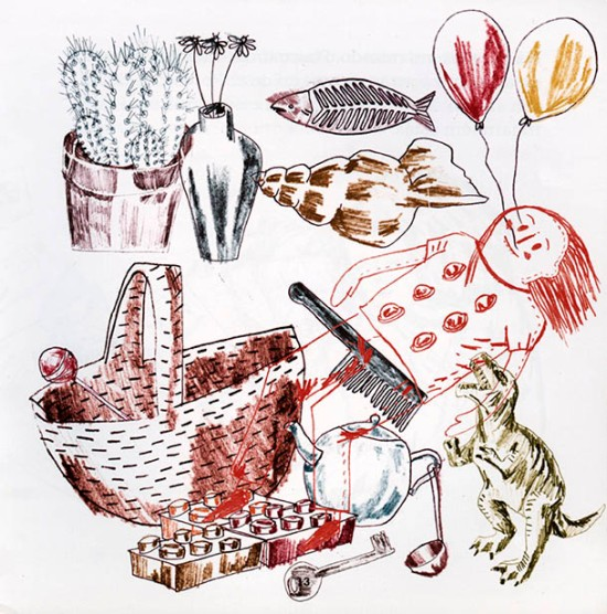 Ilustração de Carolina Arbués Moreira