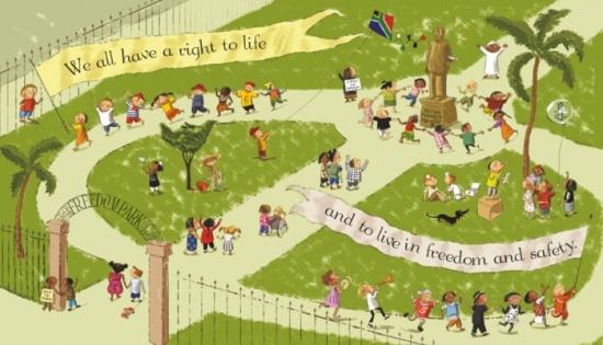 Photograph Amnesty International Niki Daly