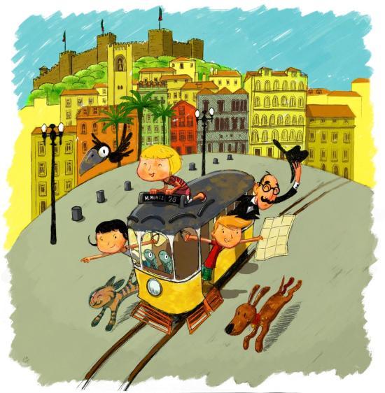 As personagens do roteiro são inspiradas nos três sócios da I Play My City