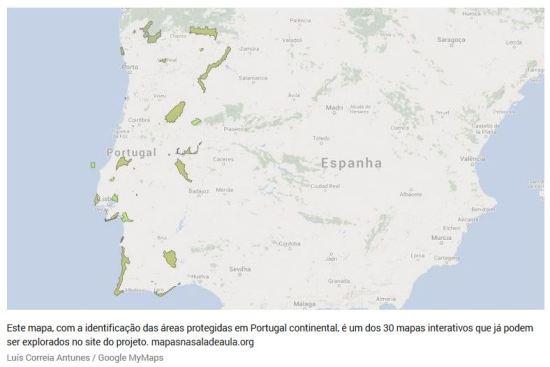 Luís Correia Antunes Google MyMaps