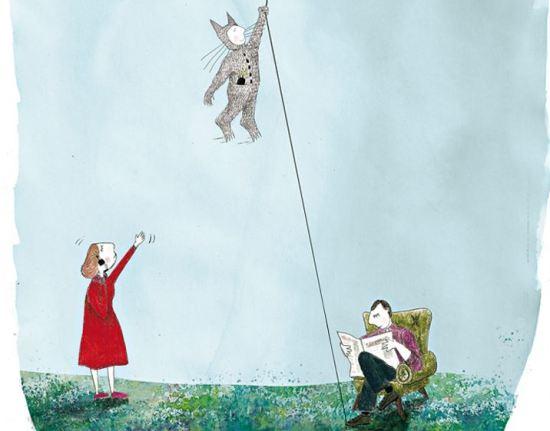 Ilustração Filipa Viana Who