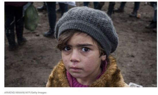 ARMEND NIMANI AFP Getty Images