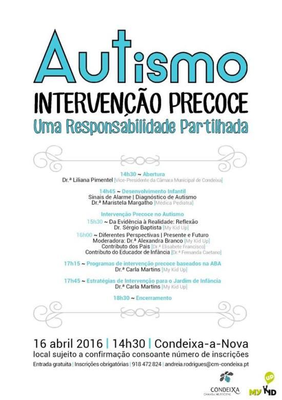 Autismo - 16 abril