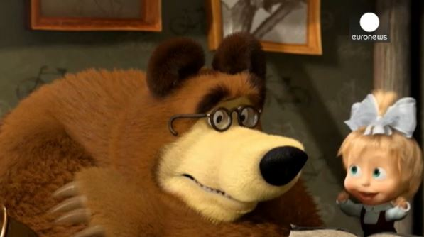 Masha E O Urso O Desenho Animado Russo Que Conquistou O Mundo