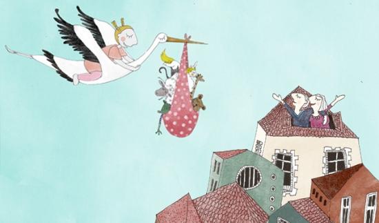 Ilustração Filipa Viana - Who