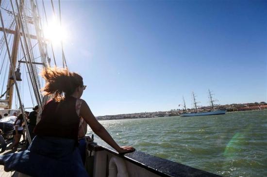 Jovens representam quase 40% dos emigrantes Foto: NUNO FOX/LUSA