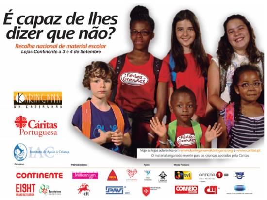 Cartaz Campanha 2016