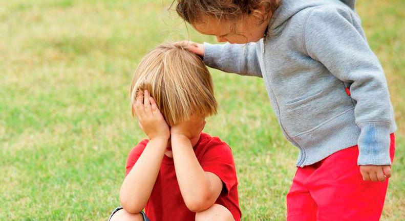 Porque prefiro que os meus filhos aprendam empatia em vez ...