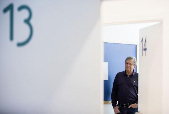 Nuno Lobo Antunes, director clínico do centro de desenvolvimento PIN – Progresso Infantil Enric Vives-Rubio