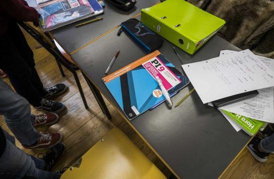 Relatório da Direcção-Geral da Saúde tem dados do ensino pré-escolar ao secundário Rui Gaudencio