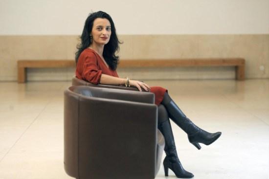 Psicóloga entrevistou juízes e procuradores nFactos/Fernando Veludo