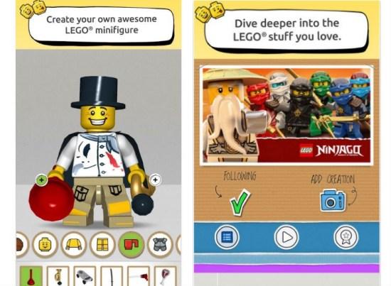A Lego Life disponibiliza avatares e emojis especiais Lego Life