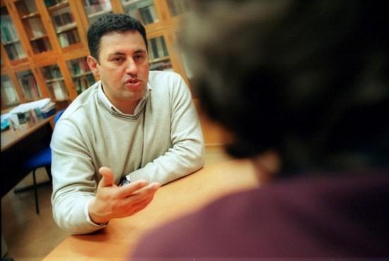 O sociólogo João Sebastião foi responsável pelo Observatório de Segurança em Meio Escolar PAULO PIMENTA / PUBLICO