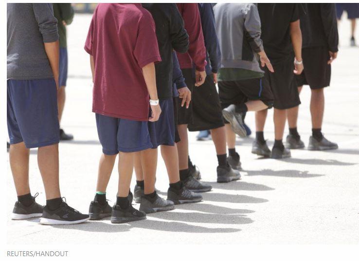 bf2bc24079d Crianças migrantes medicadas sem consentimento em centros de acolhimento