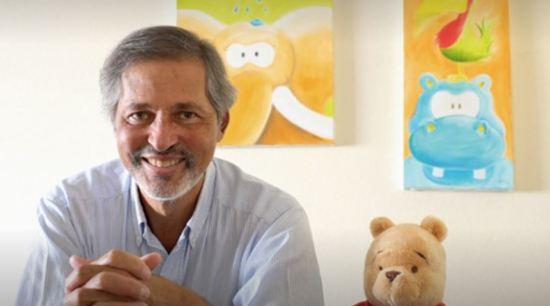 "a9f7b7c78e Entrevista ao pediatra Mário Cordeiro  ""Os pais têm que deixar de ter tanto  medo de tudo"""