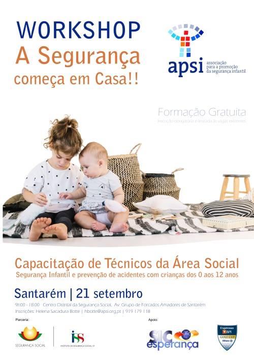 Workshop – A Segurança começa em Casa – 21 setembro em Santarém 126edf3b5b